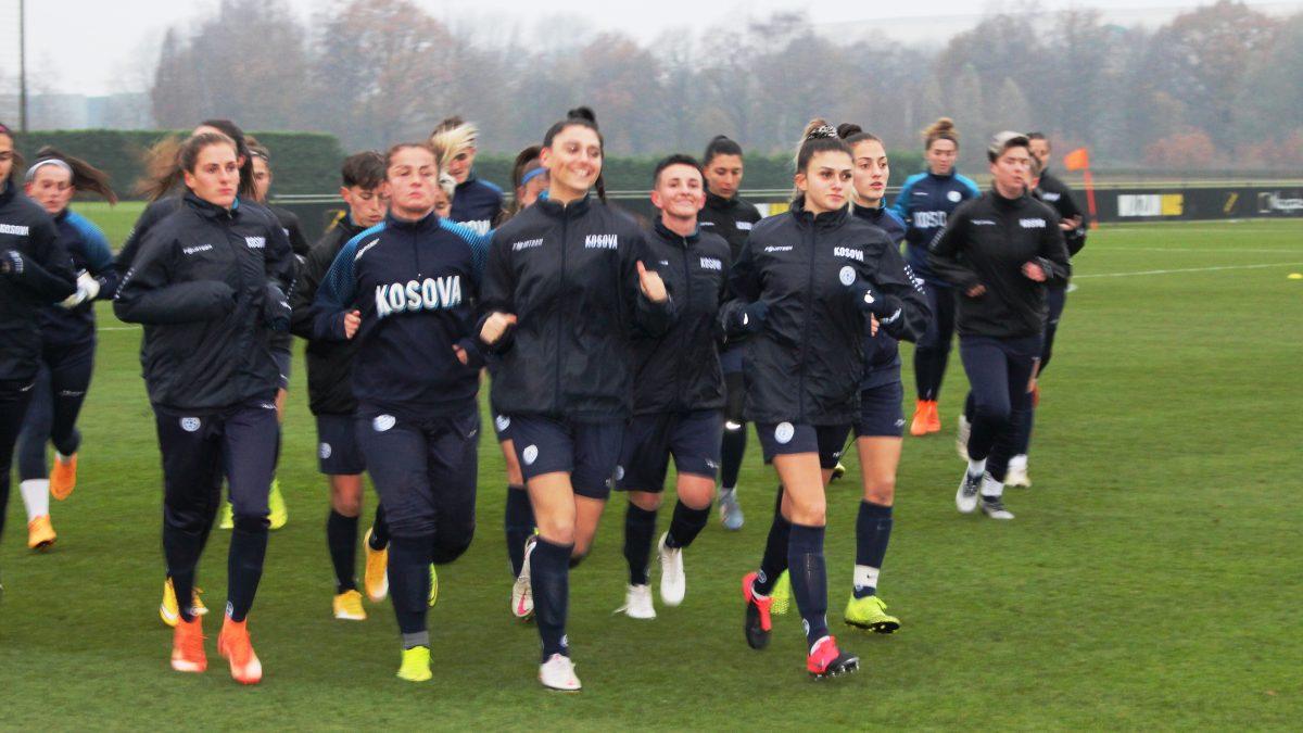 Dardanet mbajtën stërvitjen parë në Breda të Holandës