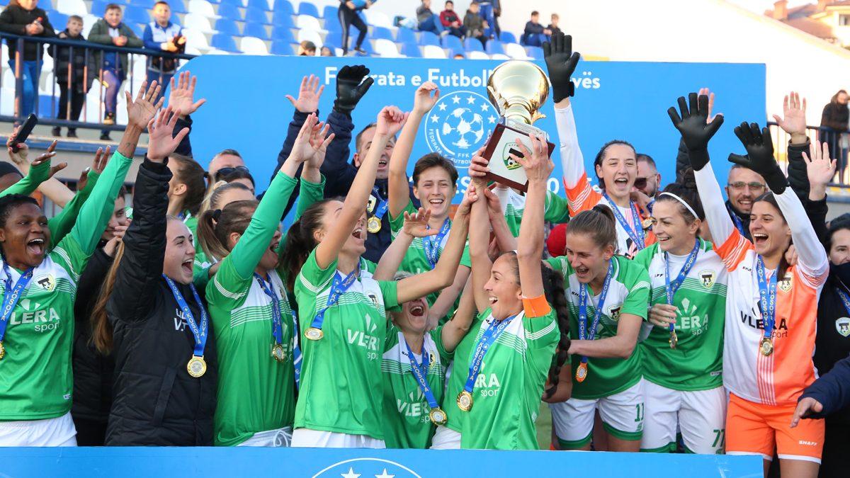 Mitrovica wins the Kosovo Cup too