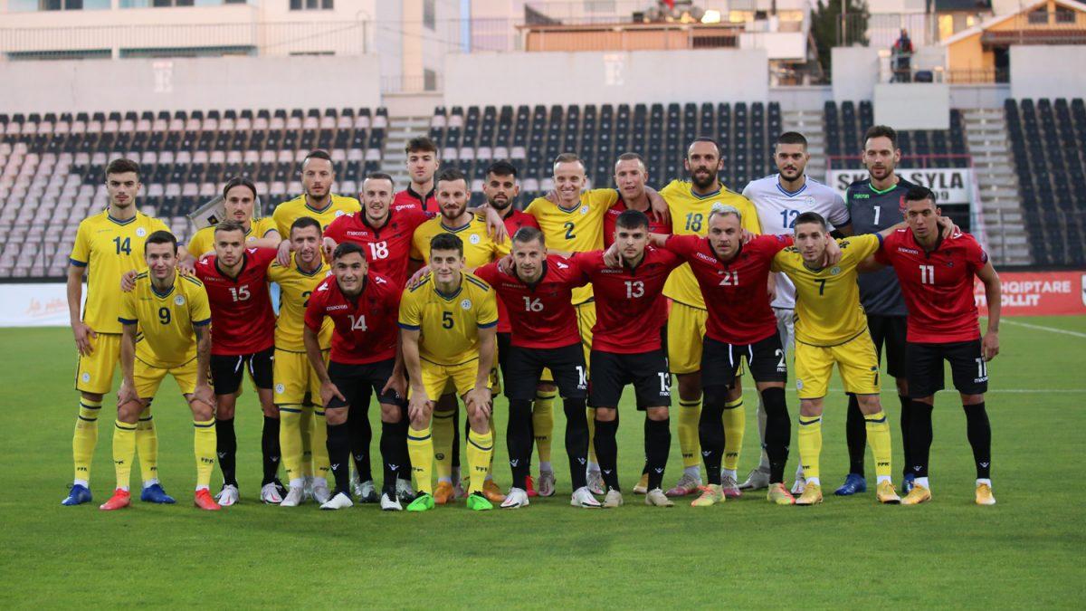 Albania wins the friendly match with Kosovo