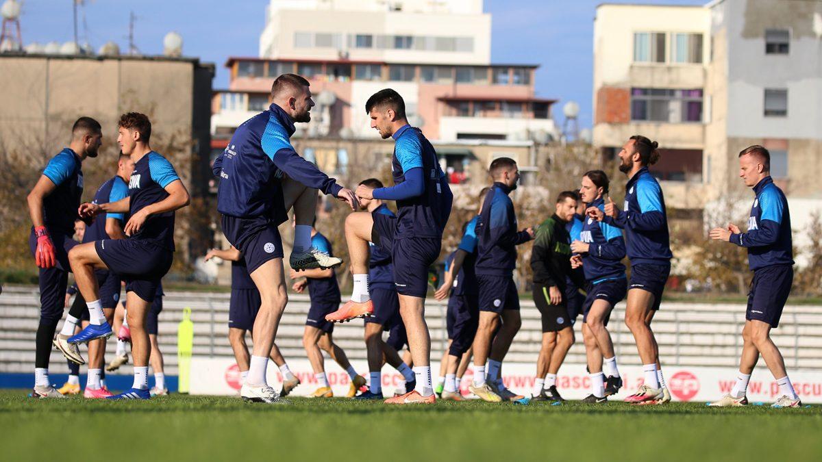 Dardanët mbajtën stërvitjen e fundit në Durrës, nesër udhëtojnë në Lubjanë