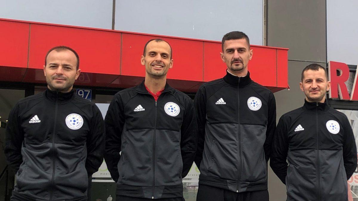 UEFA delegon gjyqtarë kosovarë për ndeshjen Kazakistan – Ishujt Faroe (U21)