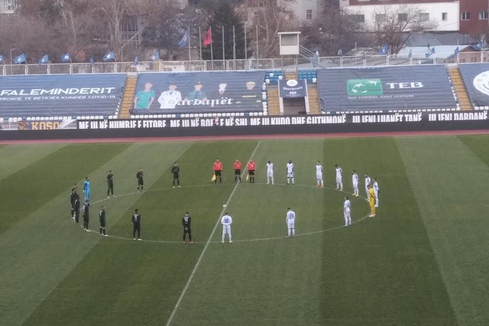 Prishtina – Feronikeli pa fitues, para ndeshjes nderohet Shefqet Sinani