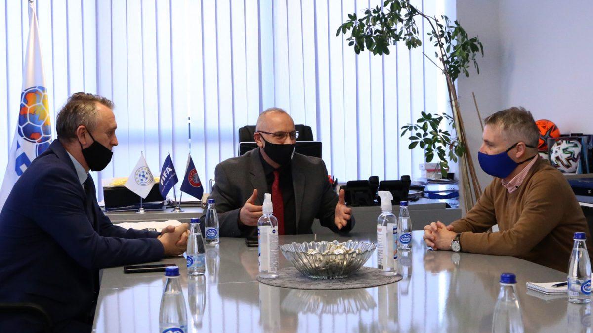 German Ambassador visits FFK