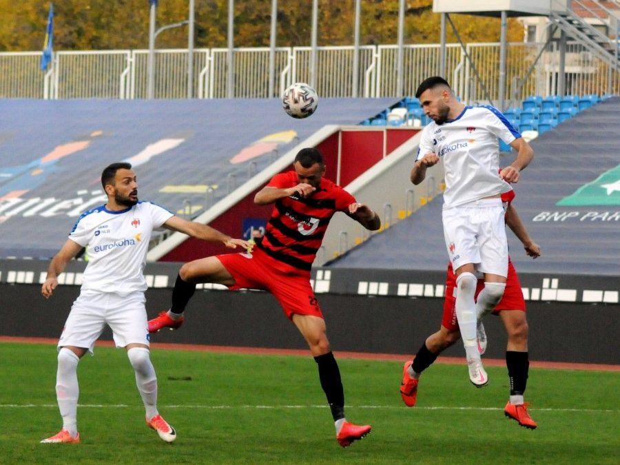 Prishtina vazhdon me fitore