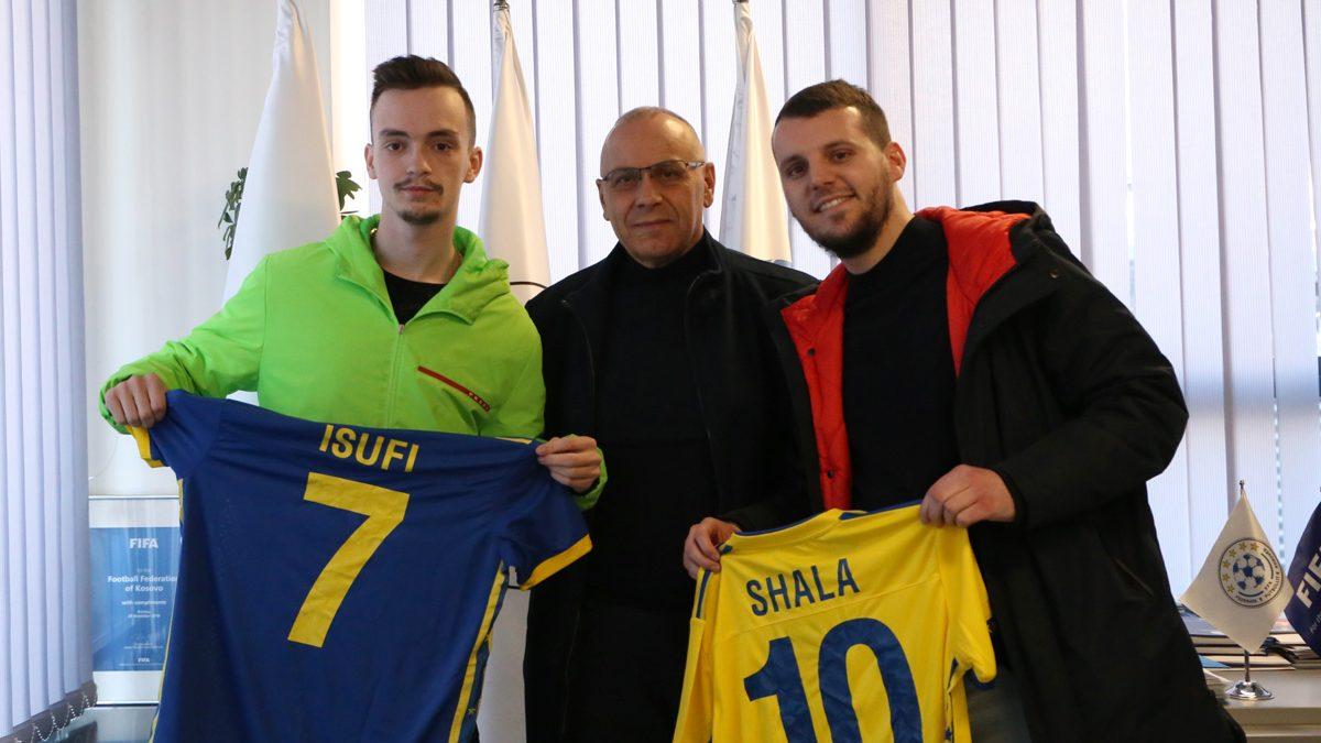 """Prezantohet ekipi kombëtar në """"eFootball"""""""