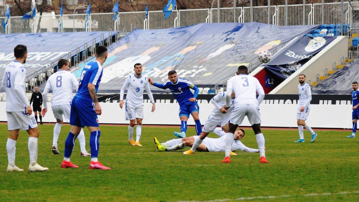 Prishtina, Llapi e Drenica kalojnë në çerekfinale të Kupës së Kosovës