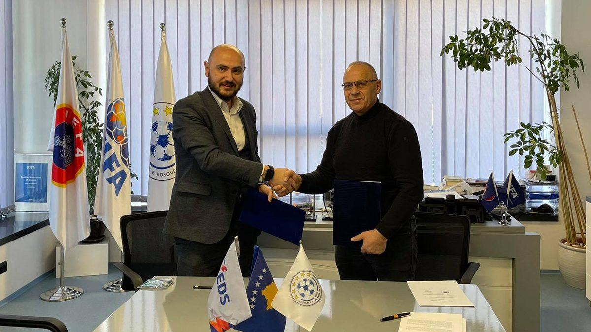 FFK nënshkruan marrëveshje bashkëpunimi me KEDS-in