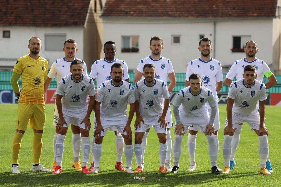 Presidenti Ademi uron FC Drita