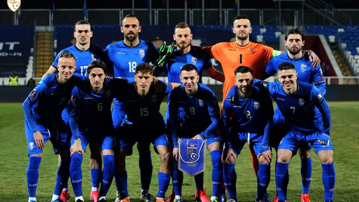 Dardanët pësojnë nga Suedia në ndeshjen e parë për kualifikimet e Botërorit 2022