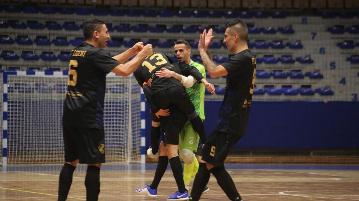 Liburni – Liqeni, finalja e Kupës së Kosovës në futsall