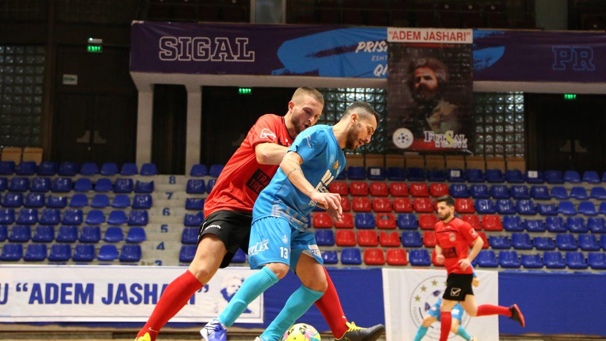 "Prishtina – Prishtina 01, finalja e turneut ""Adem Jashari"""