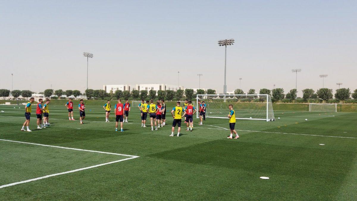 Kombëtarja U21 po përgatitet për dy miqësoret me Katarin