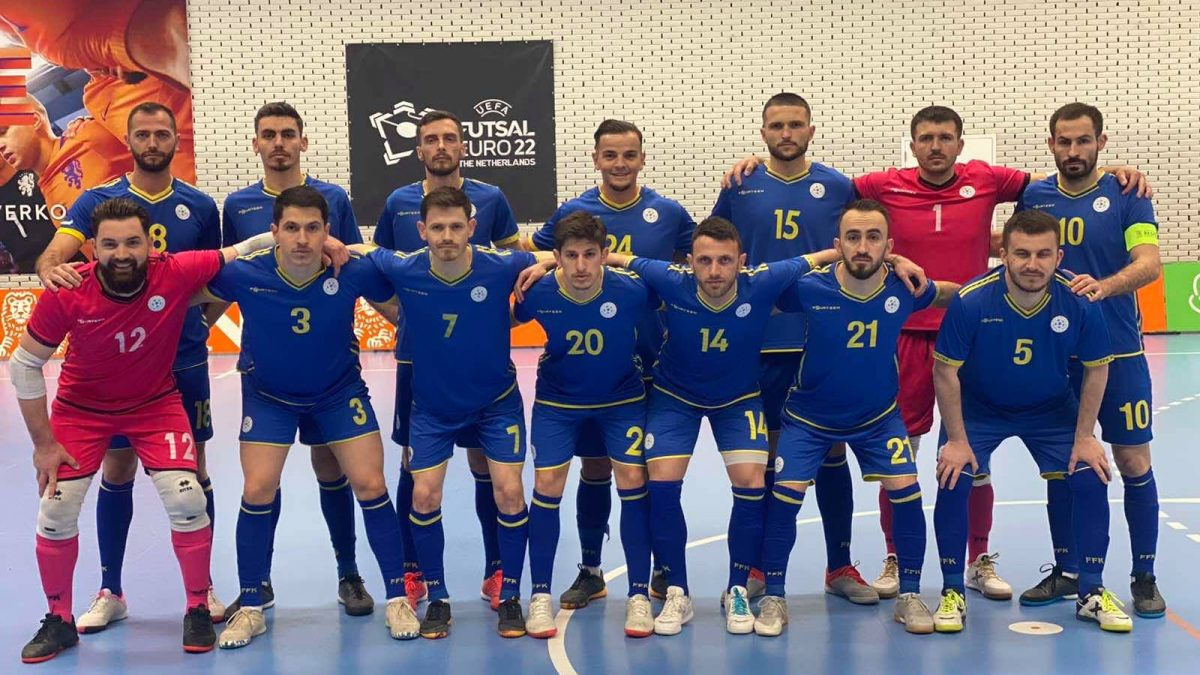 Kosova barazon me Holandën në miqësoren e parë