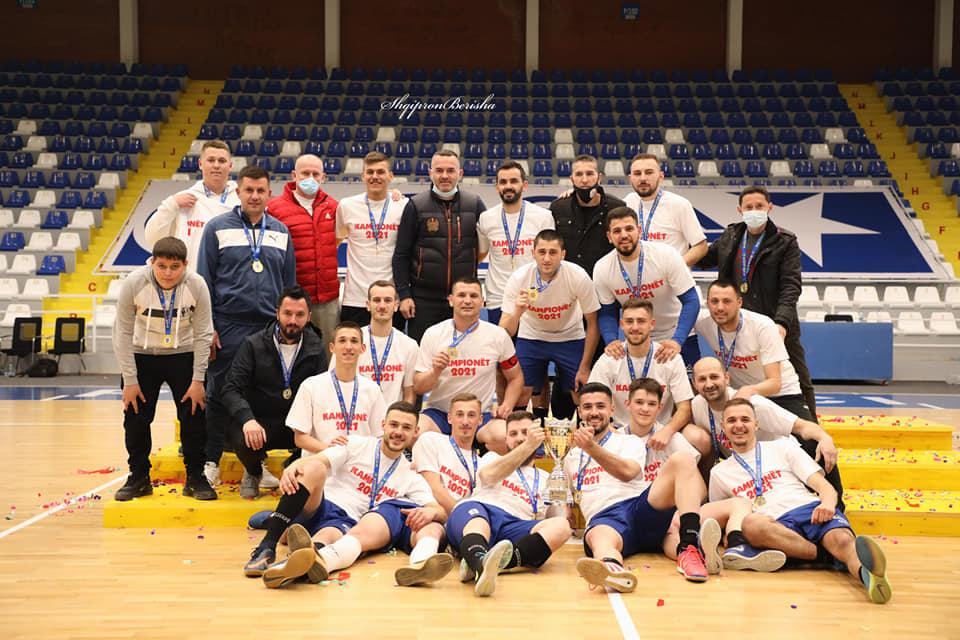 FC Rahoveci 2019 anëtar i ri i Superligës në futsall