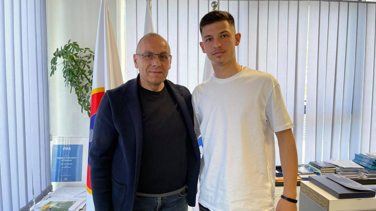 """Talenti i Bayernit i thotë """"Po"""" Kosovës"""