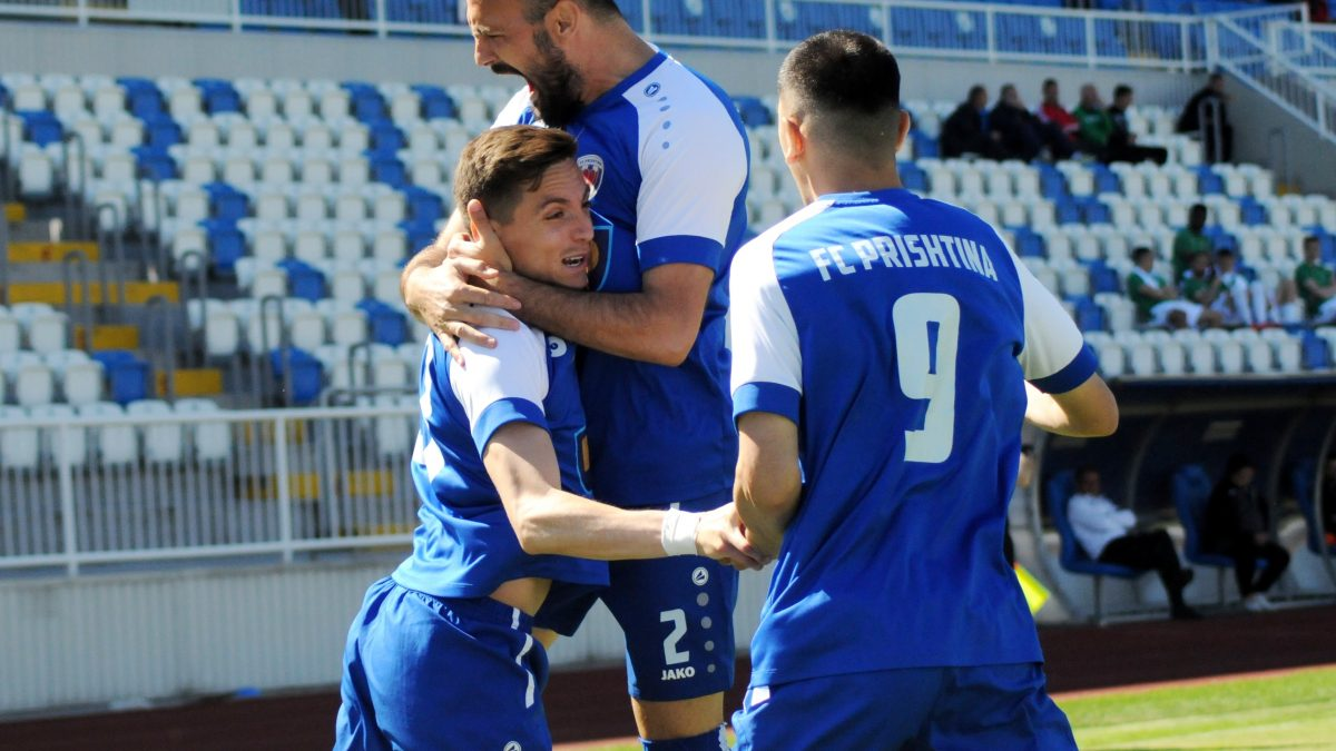 Prishtina wins and gets one point closer to the title, Drita-Ballkan without a winner