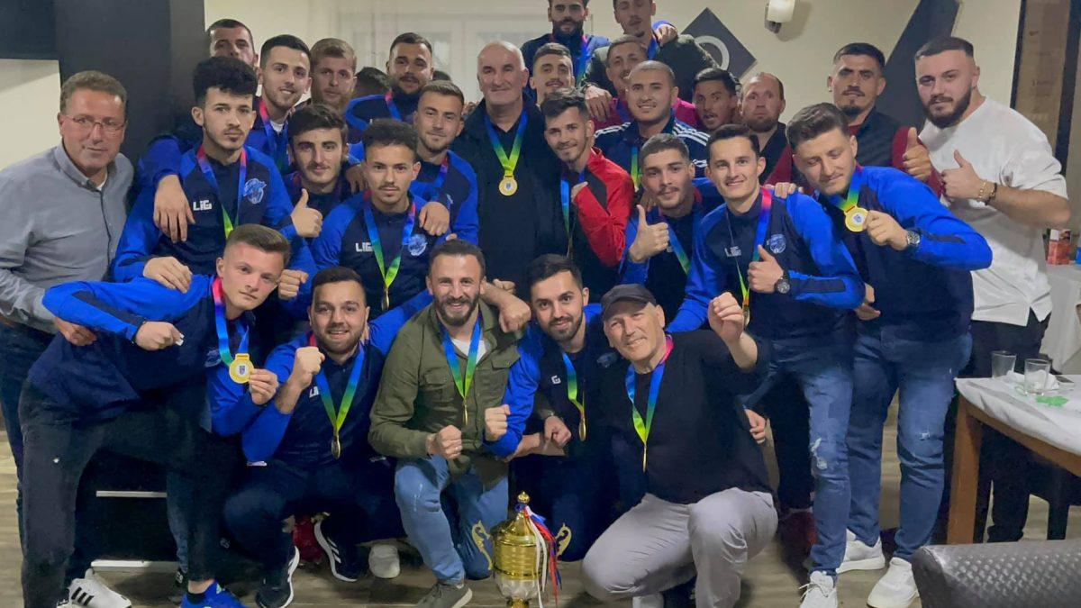 FC Vitia, anëtare e re e Superligës në futsall