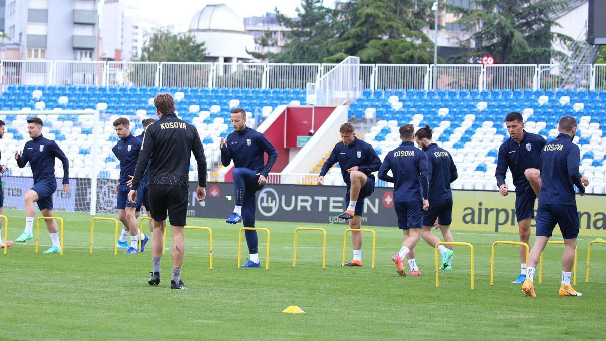 Dardanët të gatshëm për miqësoren kundër San Marinos