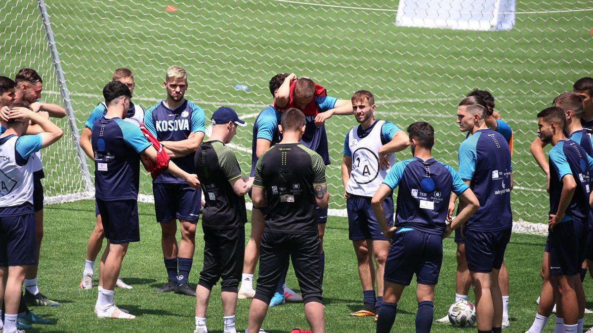 Kombëtarja U21 nis përgatitjet për sfidën me Andorrën