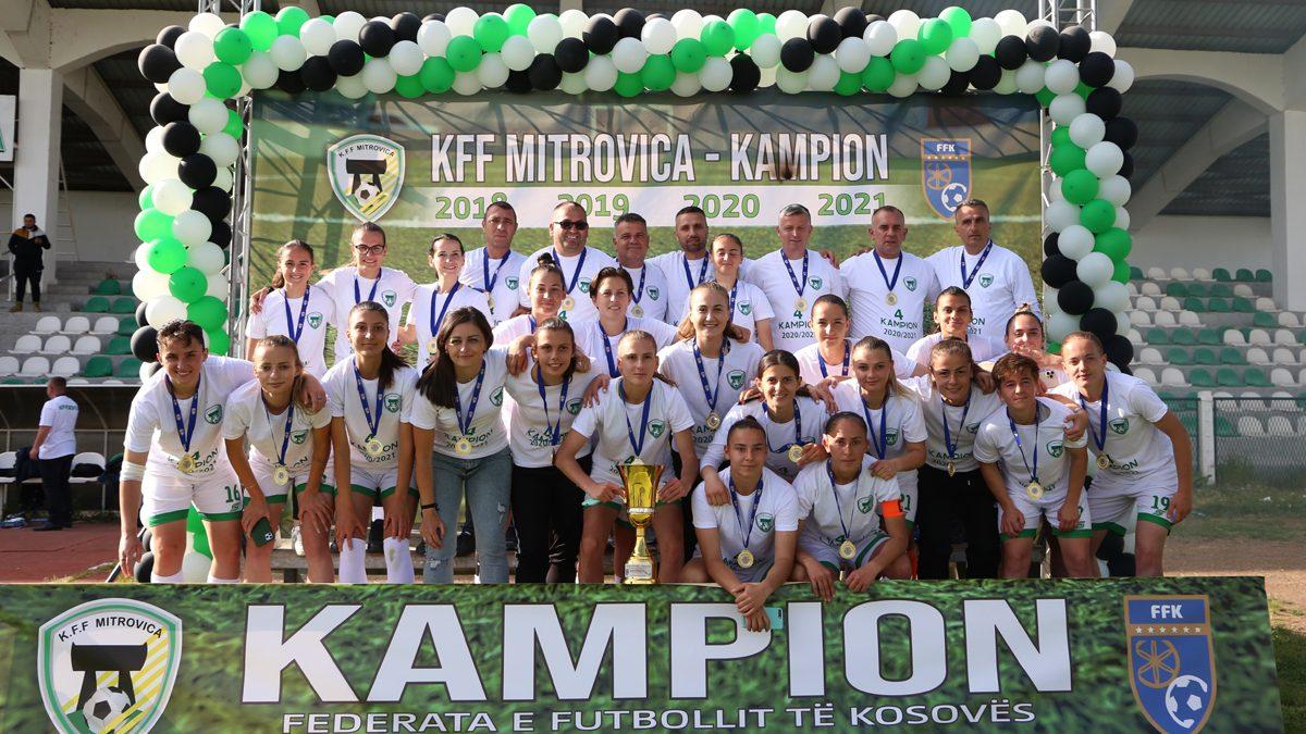 Mitrovica kurorëzohet me titullin e katërt të kampionit