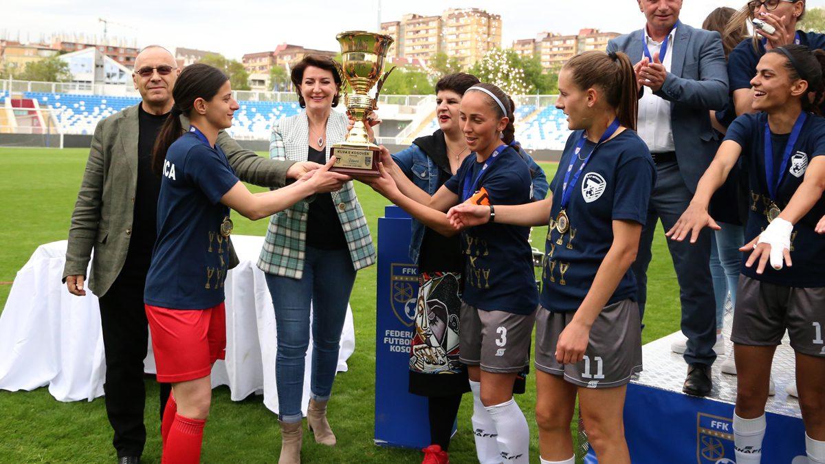 KFF Mitrovica fituese e Kupës së Kosovës