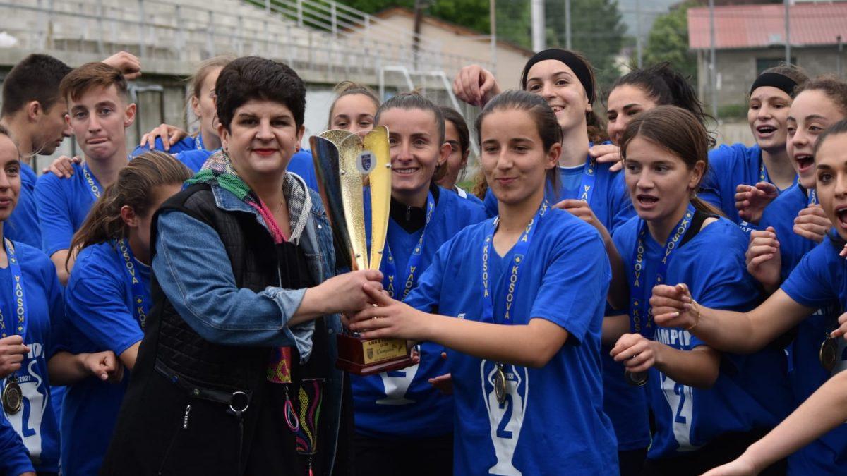KFF Malisheva i gëzohet titullit të dytë radhazi në Ligën U16