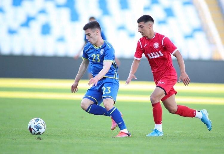 Kosova U21 barazon me SC Gjilani
