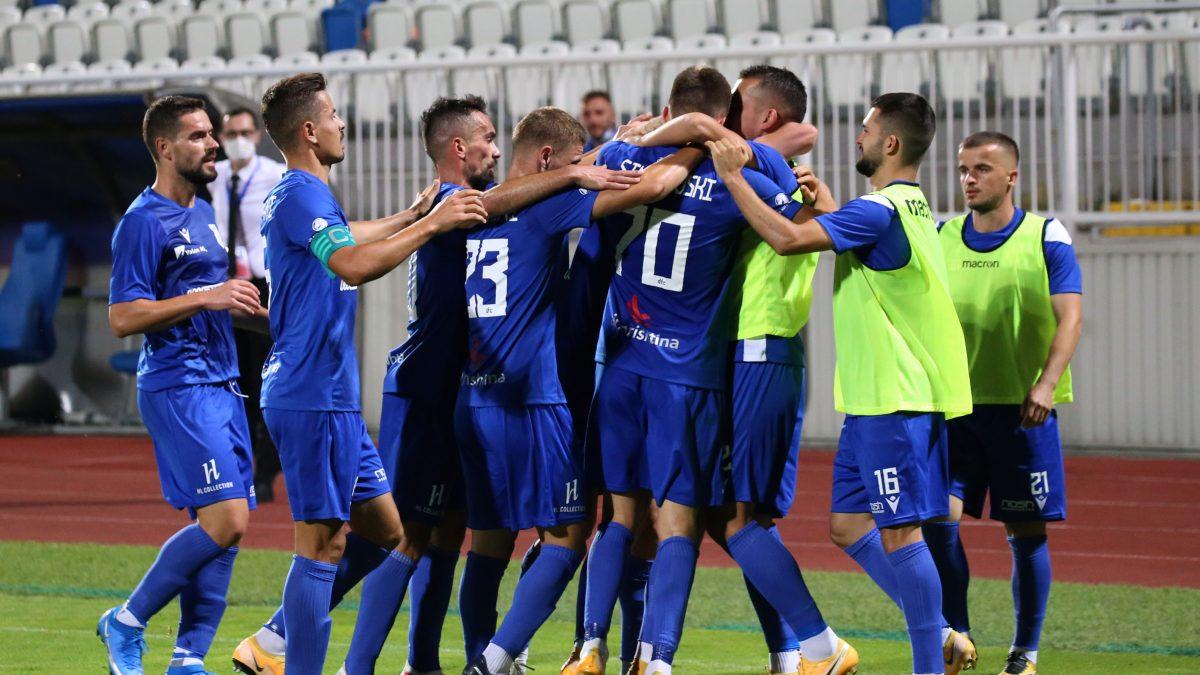 Presidenti Ademi uron FC Dritën për kalimin në raundin e dytë në Conference League