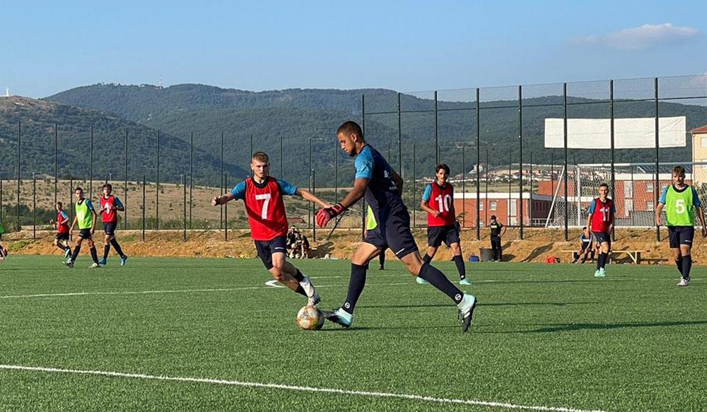 Kombëtarja U17 mbajti kamp seleksionues