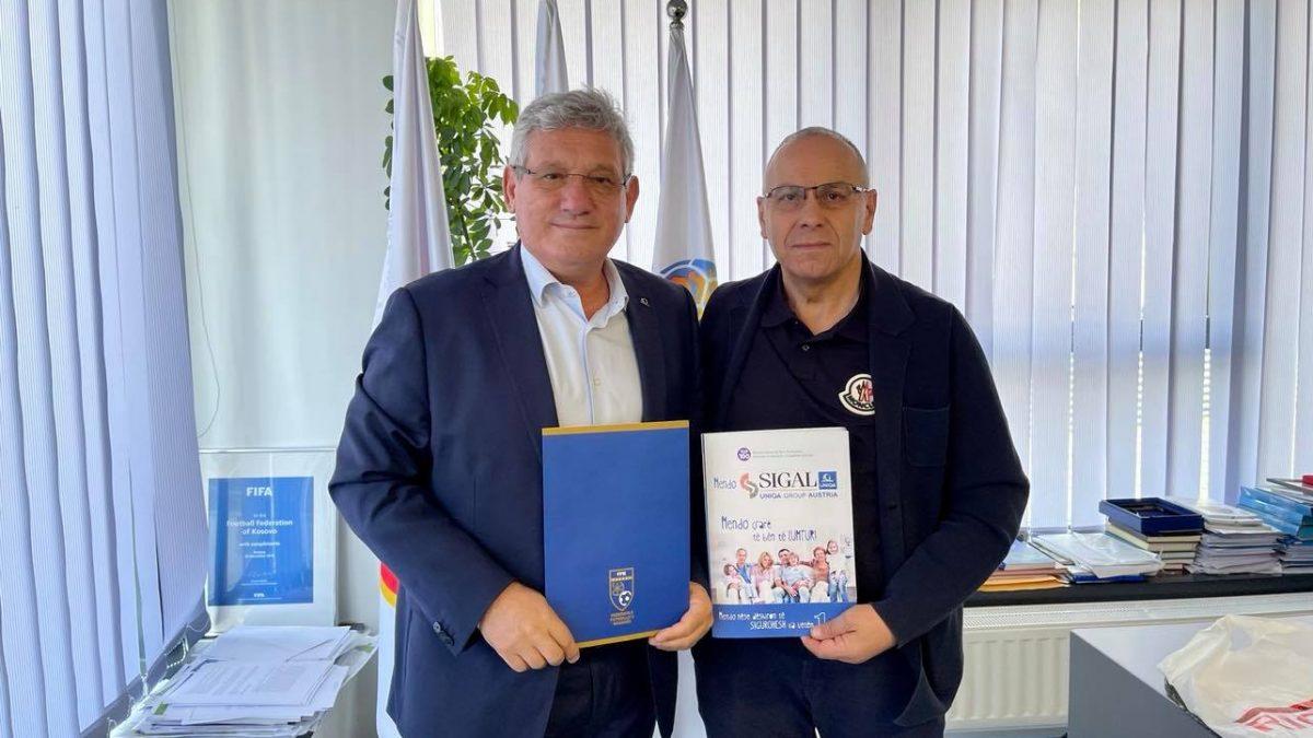 FFK dhe Sigal Uniqa Group Austria vazhdojnë partneritetin