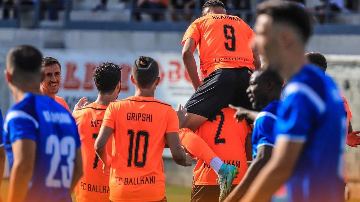 Ballkan and Drenica win at home, Drita gets three points as guests