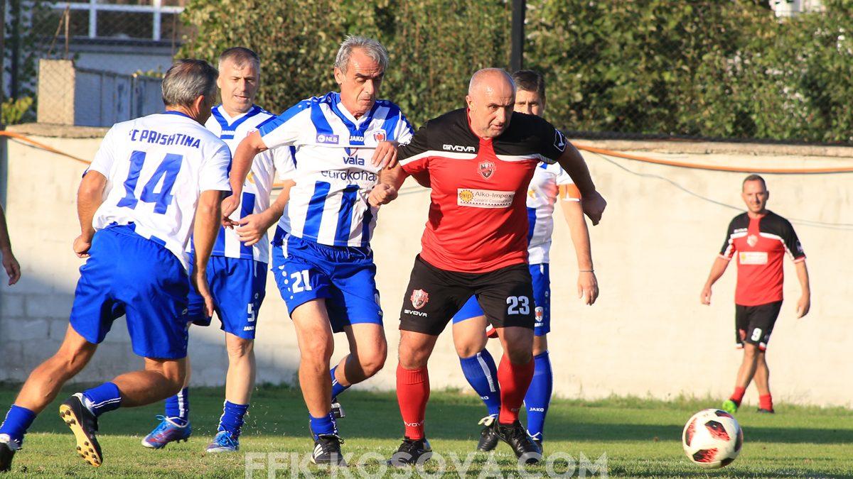 Sot zhvillohet ndeshja e veteranëve, Flamurtari – Prishtina për 30-vjetorin e mëvetësimit