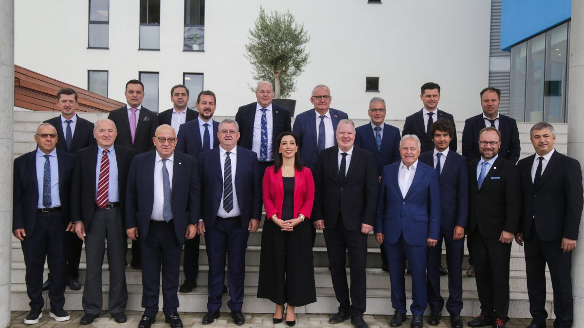 Përfundon mbledhja e Komitetit HatTrick në Tiranë