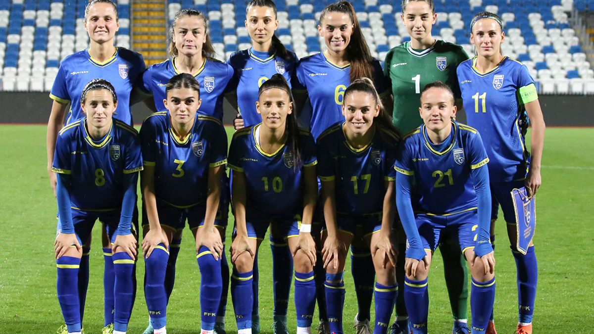 Kosovo is defeated by the group's favorite, Norway