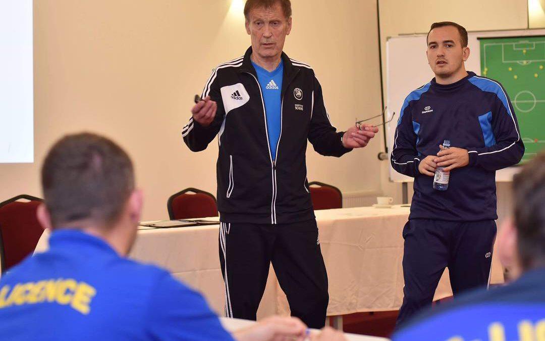 FFK organizon kursin për trajnerë për Licencën UEFA – B