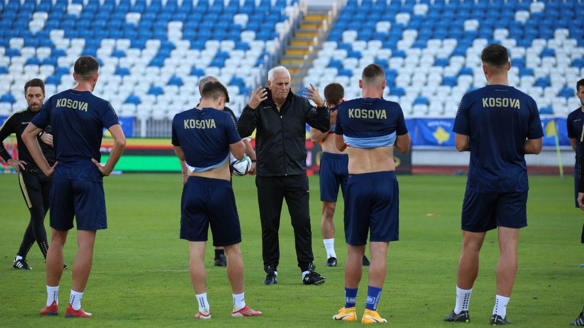 Dardanët e presin me entuziazëm përballjen me Spanjën