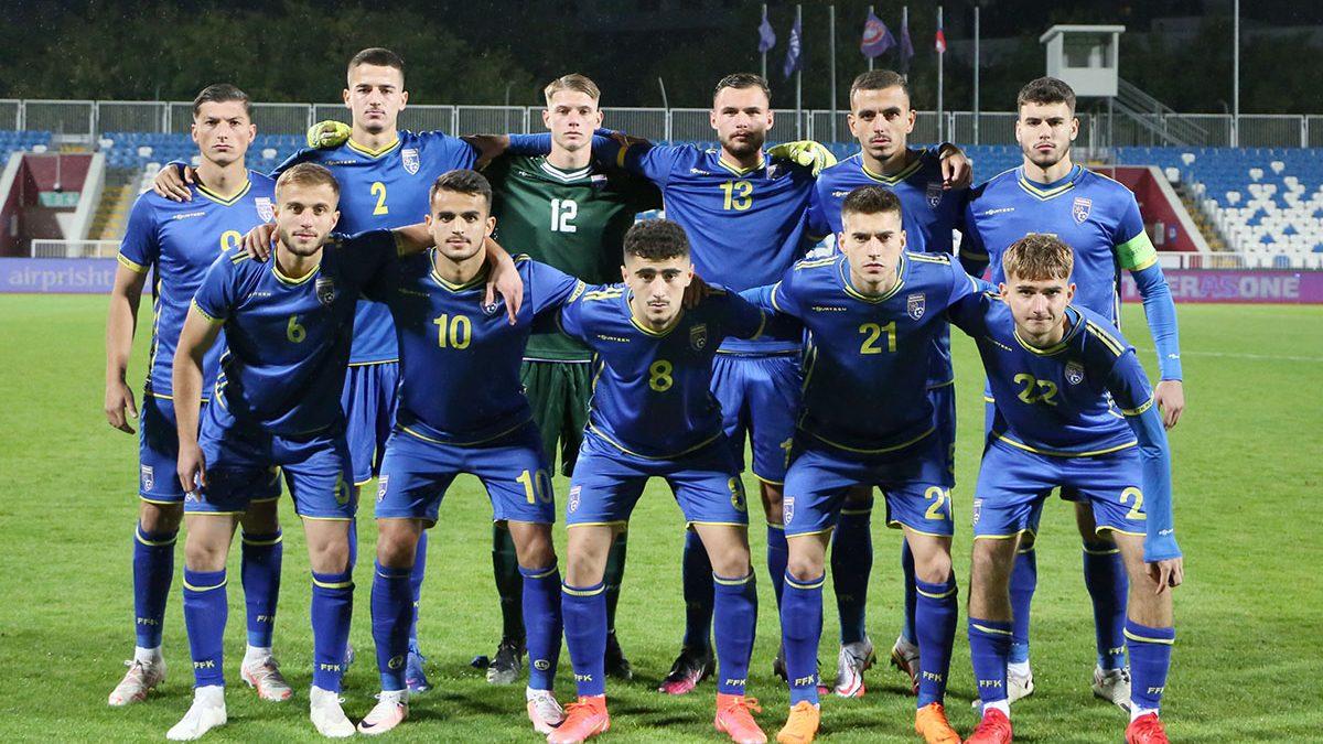 Kosova U21 pëson humbje nga Republika e Çekisë