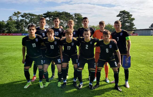 Dardanët U17 humbin nga Sllovenia